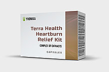 Terra Health Heartburn Relief Kit - капсулы от изжоги