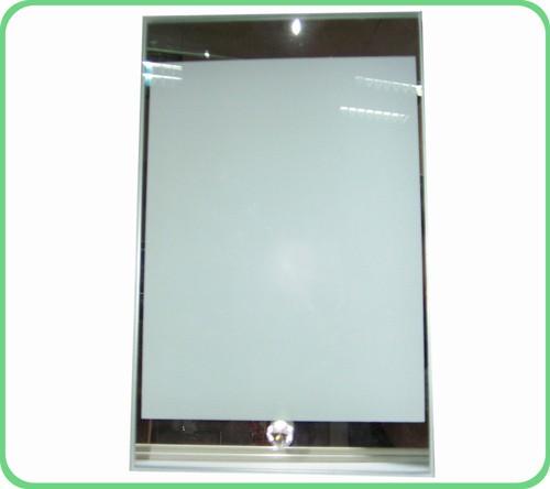 Стеклянная фоторамка для сублимации (BL-03),размер:150х230х5мм