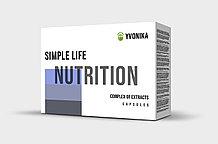 Simple Life Nutrition - капсулы для нормализации пищеварения