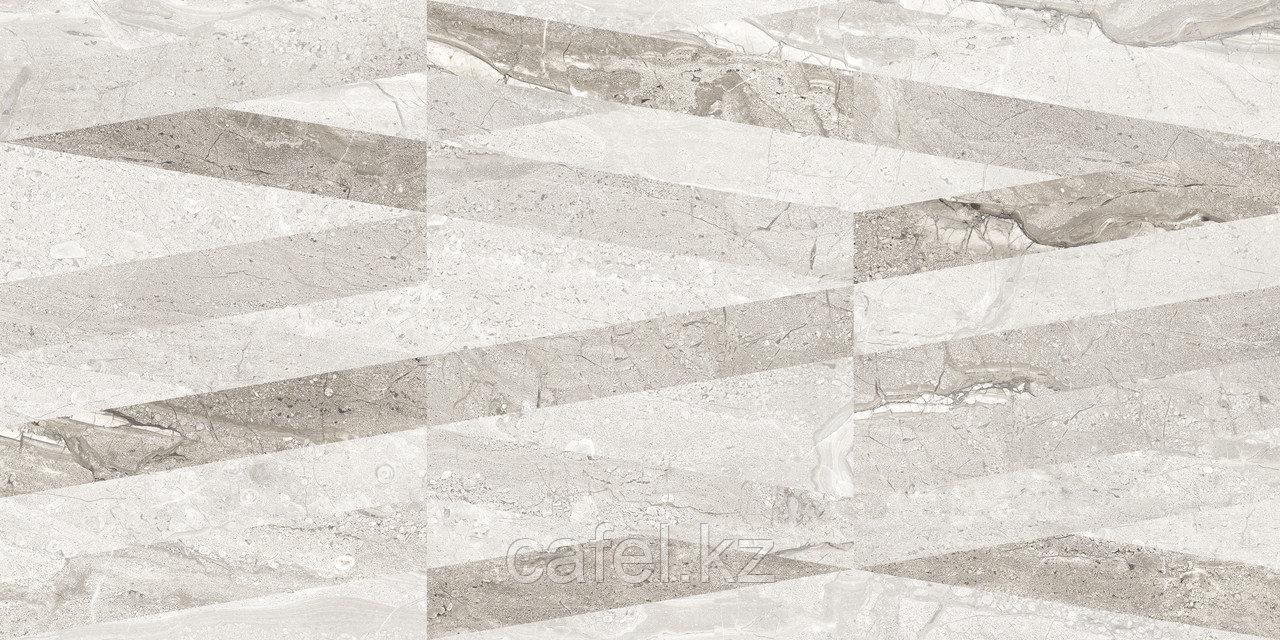 Кафель   Плитка настенная 30х60 Мармо милано   Marmo milano серый lines
