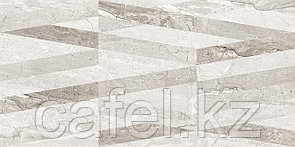 Кафель | Плитка настенная 30х60 Мармо милано | Marmo milano серый lines