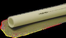 Полипропиленовые трубы и фитинги Fusitek (СЕРЫЕ)