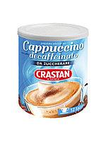 Crastan Капучино растворимый без кофеина (без сахара), 150г
