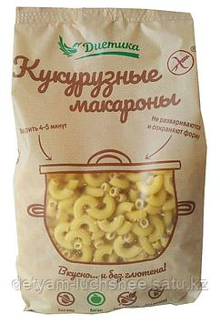 Макаронные изделия Рожок средний ДИЕТИКА кукурузный /Диетика 300 грамм