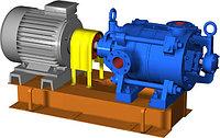 Насос ЦНС 105-147 с электродвигателем 75 квт 3000 об.мин