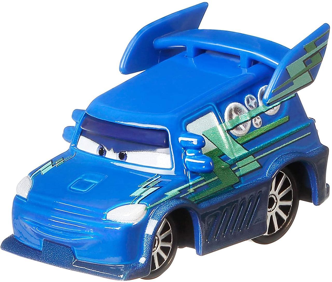 Cars / Тачки Металлическая модель Ди-Джей
