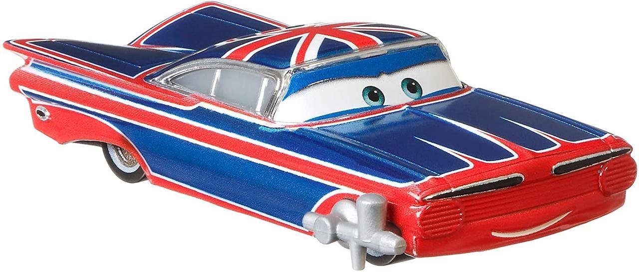 Cars / Тачки Металлическая модель Рамон «Юнион Джек»