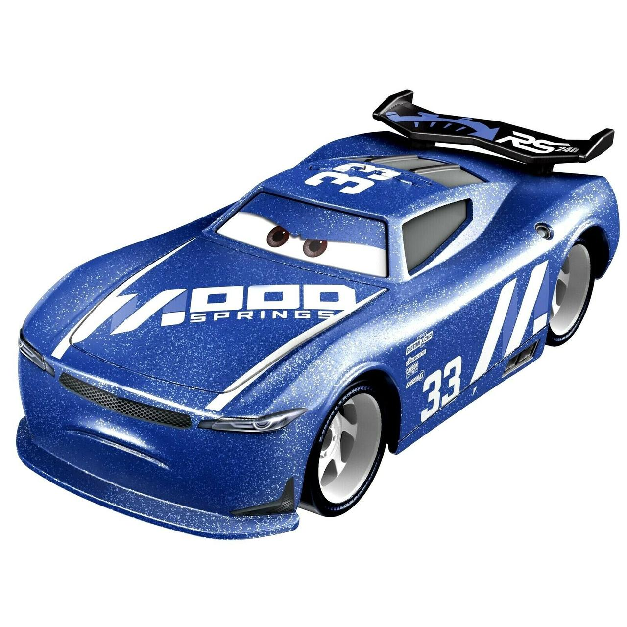 "Cars / Тачки ""Гонка на выносливость RS 24"" Эд Капото №33"