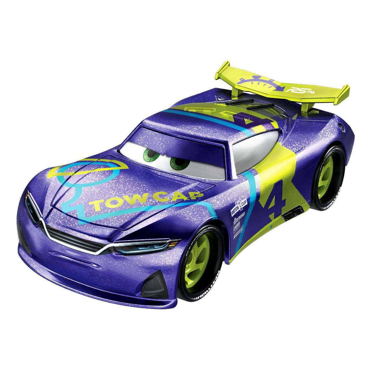 "Cars / Тачки ""Гонка на выносливость RS 24"" Д.Ж.МакПиллар №4"