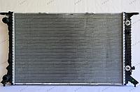 Радиатор охлаждения GERAT AU-105/2R Audi A5, A6(C7), A4(B8), Q5
