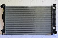 Радиатор охлаждения GERAT AU-107/3R Audi A6(C6)
