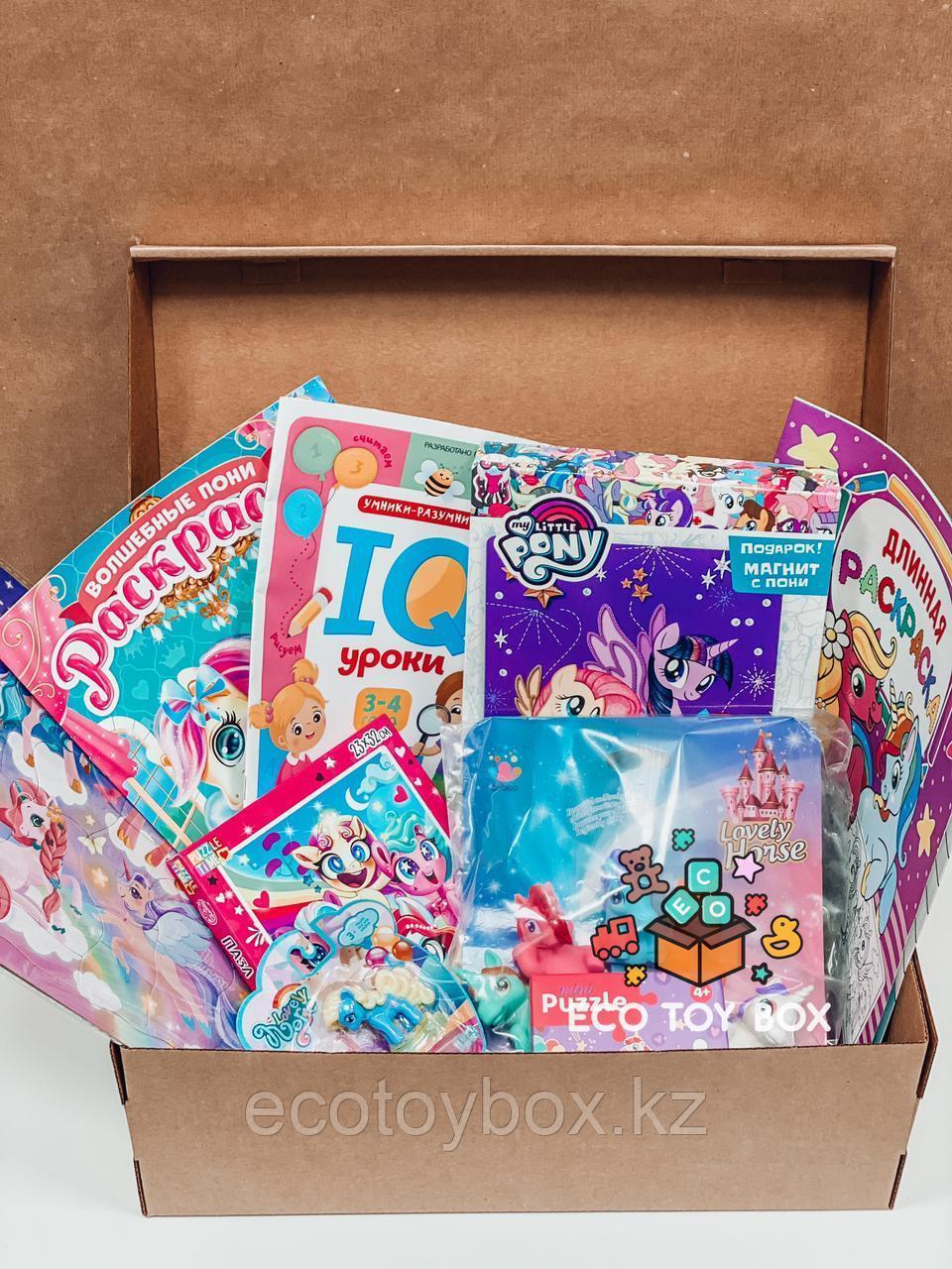 "Подарочный Бокс ""My Little Pony"" - фото 1"