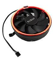 Система охлаждения PCCooler E126MR, red LED Cooler for S1200/115x/775/AMD, 1000-1800rpm, 92W