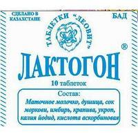 Лактогон №10таб. Леовит
