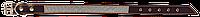 Ошейник кож. СВЕТООТРАЖ. №15 в 2 кожи 1/2 PerseiLine (32 см)
