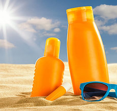 Загар и защита от солнца