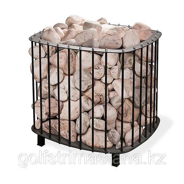 Печь-каменка, (до 15 м3), Премьера Руса 12 кВт