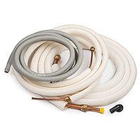 Инсталляция 6*9 полный комплект (трубы с изоляцией+межблочный кабель) за метр