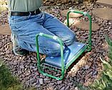 Складная садовая скамейка перевертыш Nika., фото 6
