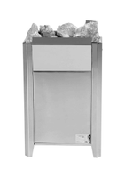 Электрическая печь Очаг ЭНУ-4,5. (4,5 кВт до 5 м3). Печи Пермь.