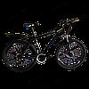 Велосипед Skillmax 26cм сине-черный, фото 3