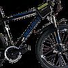 Велосипед Skillmax 26cм сине-черный, фото 4