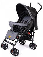 Детская коляска трость Tomix Kika черный/серый