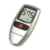 Экспресс-анализатор концентрации глюкозы, холестерина и триглицеридов в капиллярной крови 3 В 1