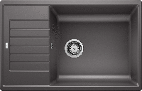 Кухонная мойка Blanco Zia XL 6 S compact -темная скала