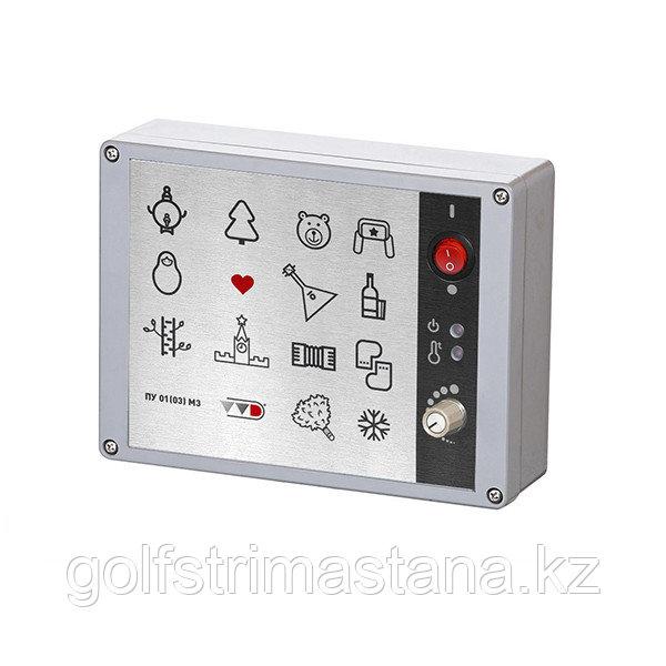 Пульт управления к электрическим печам ПУ-01(03) М3 (аналоговый)