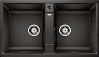 Кухонная мойка Blanco Zia 9 -черный