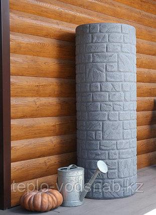 Емкость пластиковая садовая СТОУН 500 литров, фото 2