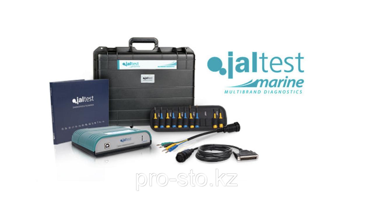 Jaltest marine Мультимарочное и мультисистемное покрытие для стационарных двигателей, гидроциклов и катеров