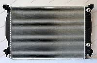 Радиатор охлаждения GERAT AU-111/3R Audi A4(B5), A6(C5)