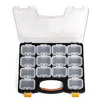 Кейс-органайзер с 14 сменными модулями
