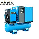 Винтовой компрессор для лазерной резки  -1,35 куб.м, 16бар, AirPIK, фото 2