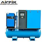 Винтовой компрессор для лазерной резки  -1,35 куб.м, 16бар, AirPIK, фото 4