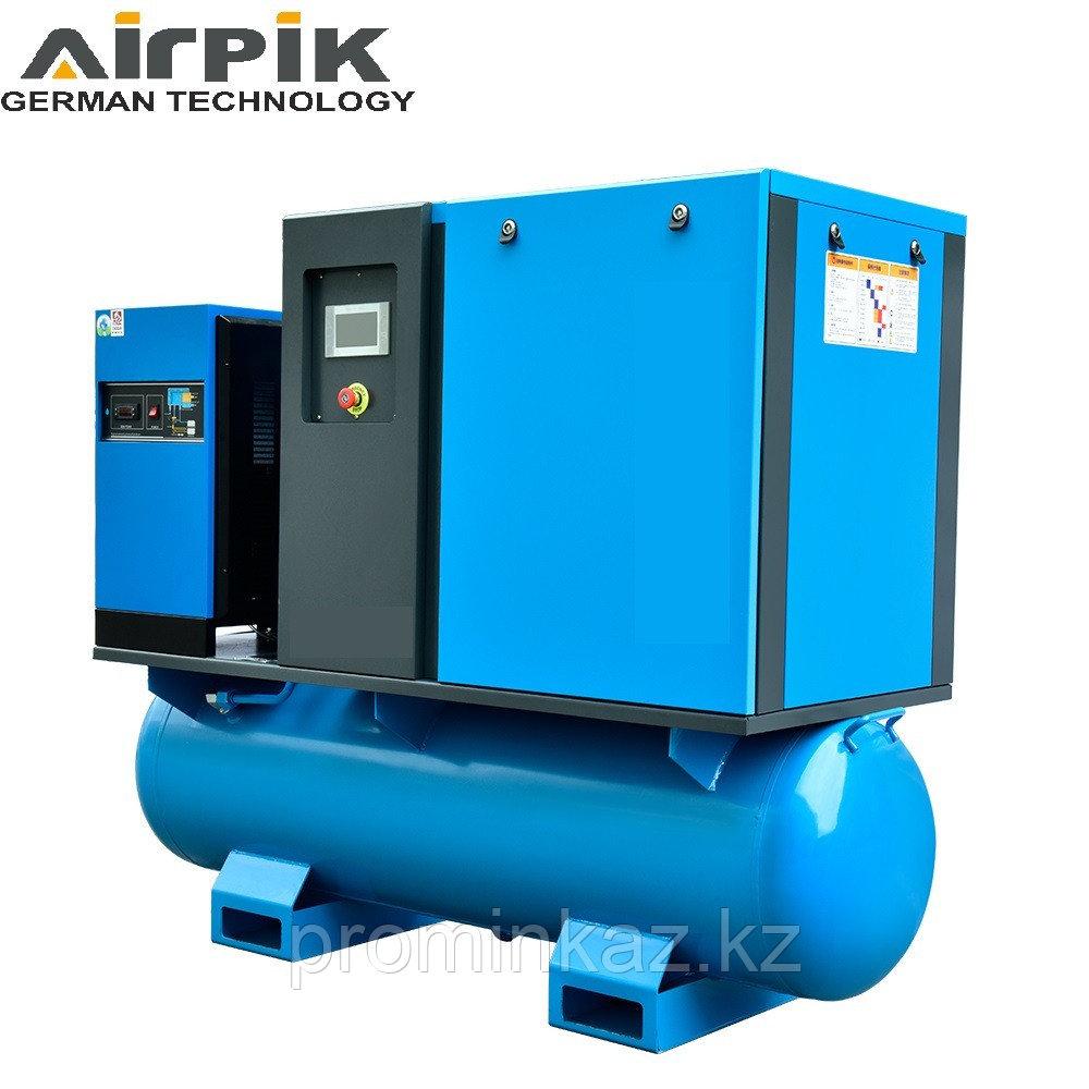 Винтовой компрессор для лазерной резки  -1,35 куб.м, 16бар, AirPIK