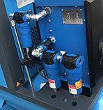 Винтовой компрессор для лазерной резки  -1,35 куб.м, 16бар, AirPIK, фото 5