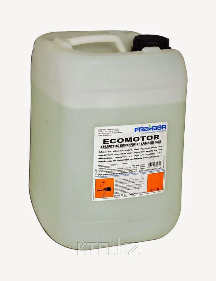 Средство для мойки двигателя Ecomotor, 5kg