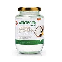 Aroy-D 100% кокосовое масло extra virgin, 450 мл