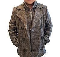 Пальто подростковое Hey Lads 10-14 лет