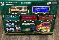 Детская железная дорога A176-H06268 19059-3 на батарейках
