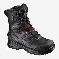 Зимние ботинки Salomon Toundra Forces CSWP (Black) (6.5, Black)