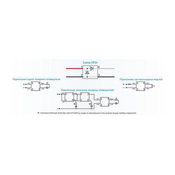 Модуль подключения нагрузки Bolid МПН