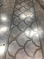 Лестничные ограждения металические