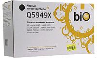 Картридж Bion Q5949X для HP LaserJet 1160(Le), 1320(n/t/tn/nw), 3390, 3392 (6'000 стр.) Черный