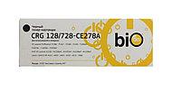 Картридж Bion 728/CE278A Canon MF4580, 4570, 4550, 4450, 4430, 4410 / HP LaserJet Pro P1566, M1536dnf, P1606dn