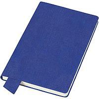 """Бизнес-блокнот А5  """"Provence"""", синий , мягкая обложка, в клетку"""