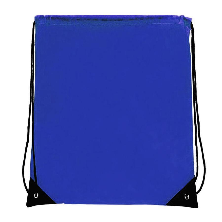 """Рюкзак """"Promo""""; синий роял; 33х38,5х1см; полиэстер; шелкография"""
